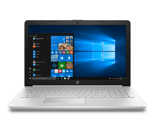 "Picture of HP Pavilion 15-CW 0027AU (AMD Ryzen 5 2500U-8 GB-128 GB SSD-W10 -Radeon Vega Graphics-15.6"" FHD/ MS"