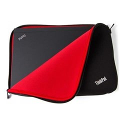 "Picture of Lenovo 4X40E48909 Black / Red Carrying Case (Sleeve) for 12"" Notebook (Lenovo4X40E48909 )"