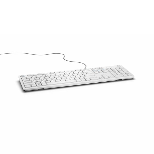Picture of Dell Multimedia USB Wired Keyboard KB216