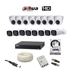 Picture of Dahua 16 HD CCTV Combo Pack