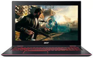 Picture of Acer Laptop Nitro Spin NP515-51 (Ci5-8250U-8GB-1TB-Win10 MS -GTX1050-4GB) (NH.Q2YSI.002)