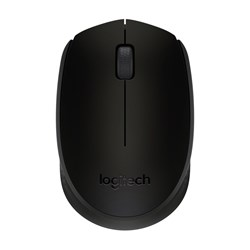 Picture of Logitech B170 Wireless Mouse (Black)