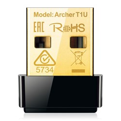 Picture of TP-LINK Archer T1U Wireless AC450 Nano USB Adapter