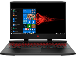 "Picture of HP OMEN Laptop 15-DC0107TX  (Ci7-8750H-16GB-1 TB+128 GB-Win10-NVIDIA GeForce GTX 1060 6GB DDR5 -15.6"" UHD)"