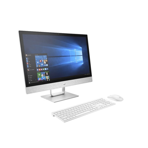 Picture of HP Pavilion 24-QA157in All-in-One Desktop(8th Gen Intel Ci5 8400 T(Hexa Core)-8GB-1TB-Win10-2GB DDR 5 Graphics)