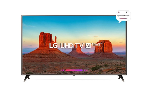 "Picture of LG 55"" 55UK6360 4K UHD"