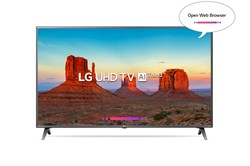 "Picture of LG 43"" 43UK6560 Smart 4K UHD"