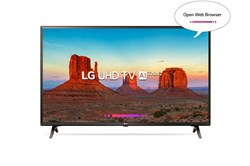 "Picture of LG 49""  49UK6360 Smart 4K UHD"