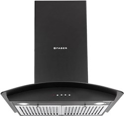 Picture of Faber Chimney LTW Feel 3D T2S2 BK 60