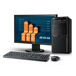 "Picture of Acer Desktop ( CI3-7100 -4GB-1TB-DOS-19.5"")"