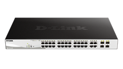 Picture of D-Link DGS-1210-28P Router