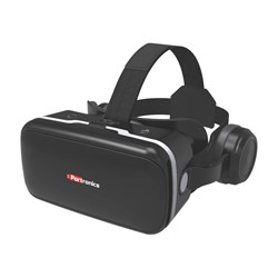 Picture of Portronics Saga Pro POR 824 VR Glasses- Black