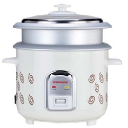 Picture of Sowbaghya Rice Cooker 1.8Ltr Annam Plus With Two Bowl