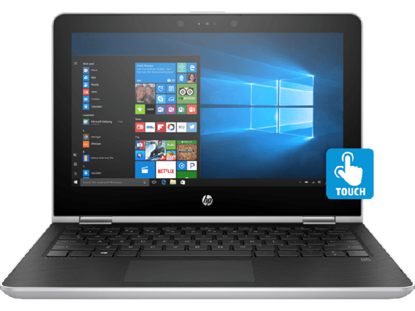 Picture of HP Pavilion X360 - 11-AD105TU(PEN N5000-4GB-1TB HDD-Intel HD Graphics 605-W10)