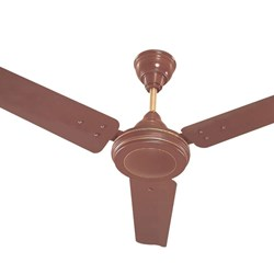 Picture of Everest Fan 48 Classic Mat Brown White
