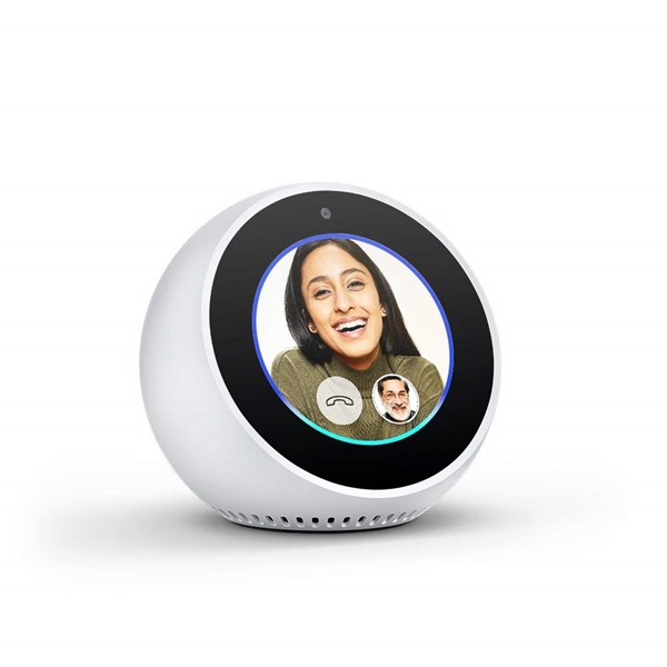 Picture of Amazon Accessories Alexa Speakers Echo Spot - White