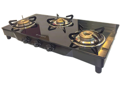 Picture of Faber Stove Cook Top Jumbo 3BB BK