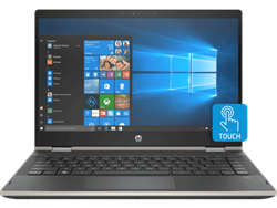 Picture of HP Pavilion x360 -14-CD0078TU(CI3-8130U-4GB-256GB-SSD-W10-INT-HD-620-14''-Touch)