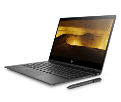 "Picture of HP Envy -13-AG0034AU (AMD Ryzen 3 -2300U-4GB-128GB-W10-Radeon-Vega-13.3""-FHD-IPS)"