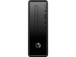 Picture of HP Slimline 290-p0060in Desktop(8th Gen Intel Core i3-8100 -4GB DDR4-1 TB HDD-Win 10 Home -Intel HD Gfx