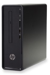 Picture of HP Slimline 260-a0008il Tower Desktop Intel Pentium J5005 Quad Core-4GB-1TB-DOS-Intel HD Gfx