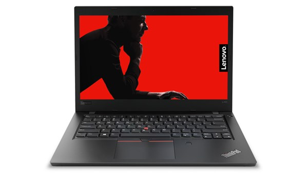 "Picture of Lenovo ThinkPad L480- 20LSS0NB00-Ci5-8250U-8GB-500GB DDR4-Win10 pro-Intel UHD Graphics 620 -14"" HD"