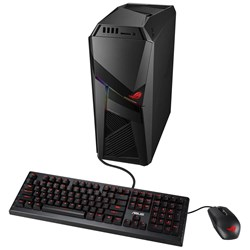 Picture of ASUS ROG GL12CM-IN008T Ci7 8700-32GB-1TB7+512PCIE-WIN10-GTX1070 8G