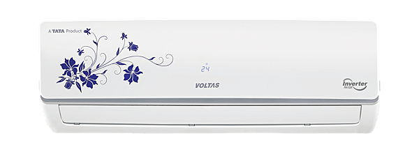 Picture of Voltas AC 1Ton SAC 124V SZS2 Floral Inverter
