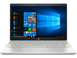 "Picture of HP Pavilion 14-CE1000TU Ci5-8265U-8GB DDR4-256GB-Win 10-UHD Graphics 620-14""FHD IPS"