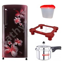 Picture of LG Fridge+Stand+Cooker+Gift