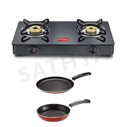 Picture of Prestige Stove Magic Gas Stove GTMC 02+Kroma KCP2 Set