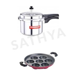 Picture of Sowbaghya Cooker 3L+Panniyarakal