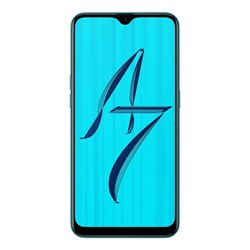 Picture of Oppo Mobile A7 (Glaze Blue,4GB RAM,64GB Storage)