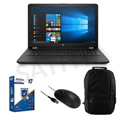 Picture of HP Laptop 15-BS669TU (7GEN-CI5-4GB-1TB-W10-15.6INCH) + K7 Antivirus Single User + Targus USB Mouse + Laptop Bag