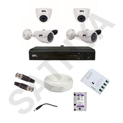 Picture of BPL CCTV Camera Combo 4
