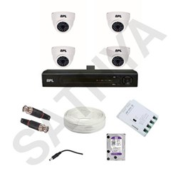 Picture of BPL CCTV Camera Combo 5