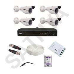Picture of BPL CCTV Camera Combo 6
