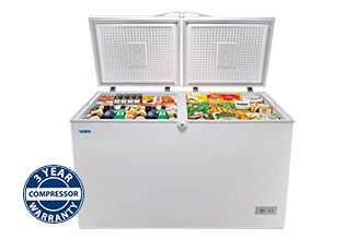 Picture of Bluestar Chest Freezer 500ltr CHF500HGW