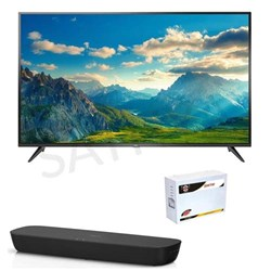 "Picture of 55"" 4K UHD Android LED+Sound Bar+Stabilizer"