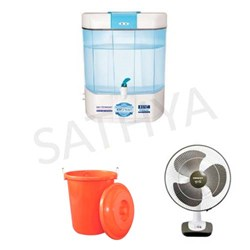 Picture of Kent Pearl Water Purifier+Table Fan+Gift
