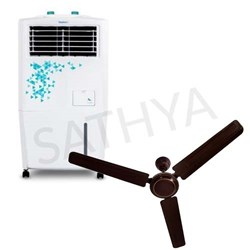 Picture of Symphony  Ninja 27 Air Cooler+Usha Fan 48 Spirit VX