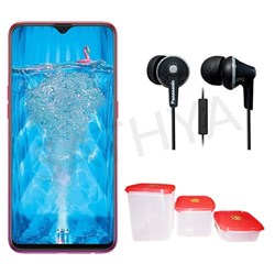 Picture of Oppo Mobile F9 PRO(Twilight Blue,6GB RAM,64 GB Storage)+Earphone+Gift