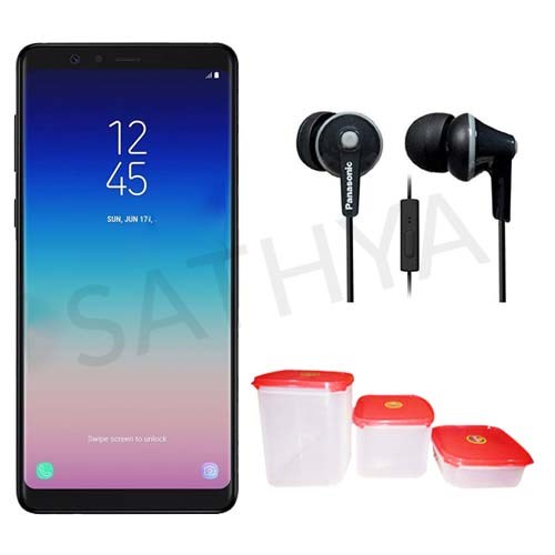 Picture of Samsung Galaxy A8 Star (6GB RAM,64GB Storage)+Earphone+Gift