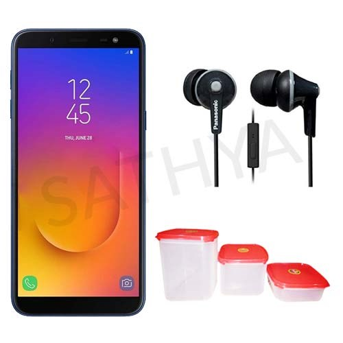 Picture of Samsung Galaxy J6 18(4GB RAM, 64GB Storage)+Earphone+Gift