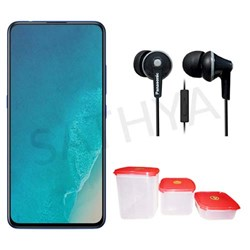 Picture of Vivo Mobile V15 PRO (Topaz Blue, 6GB RAM,128GB Storage)+Earphone+Gift