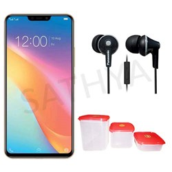Picture of Vivo Mobile Y81 (Black,2GB RAM,16GB Storage)+Earphone+Gift