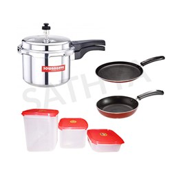 Picture of Butterfly Kroma KCP2 Set +Cooker+Gift