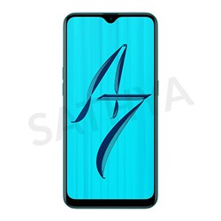 Picture of Oppo Mobile A7 (Glaze Blue,3GB RAM,64GB Storage)