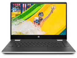 "Picture of HP Pavilion x360 14-dh0042TU(Ci5 8265U-8GB DDR4-1TB-256 GB-Win 10 -UHD Graphics 620-14"")"