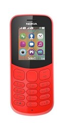 Picture of Nokia Mobile 130 DS TA-1017  IN CM (Red,4MB RAM,8MB Storage)